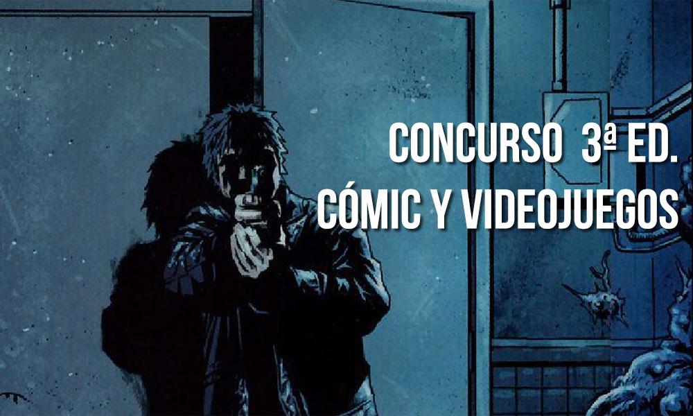 Conoce al ganador del concurso Cómic y Videojuegos