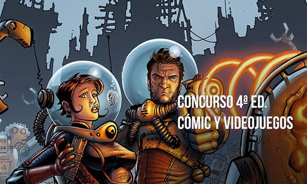 Ganador de la 4ª ed. de Cómic y Videojuegos