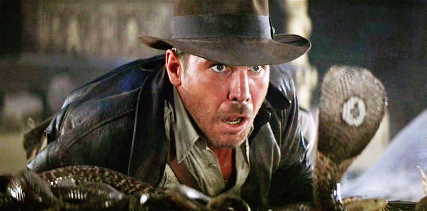Indiana Jones y sus debilidades