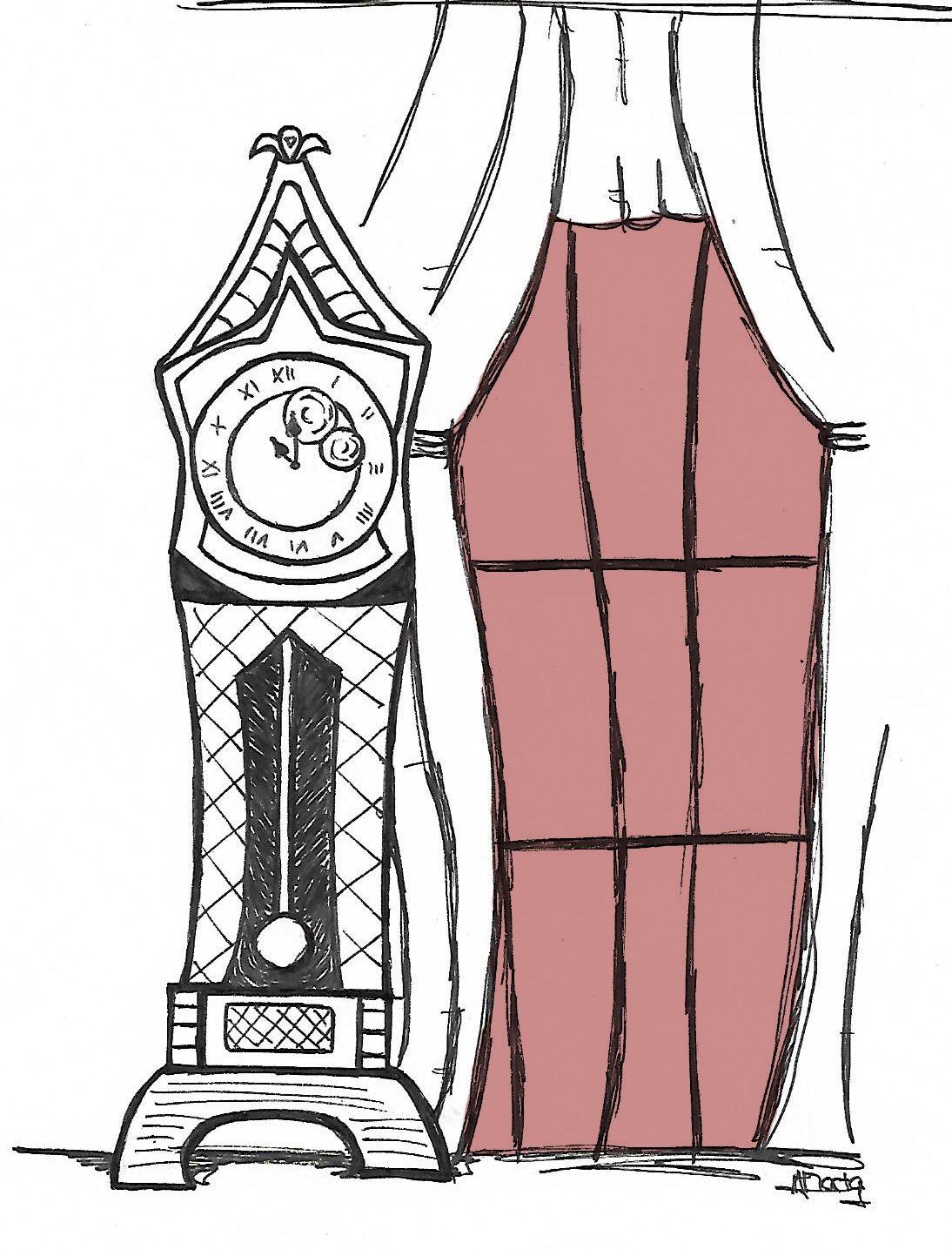 Reloj por Marta Adelantado