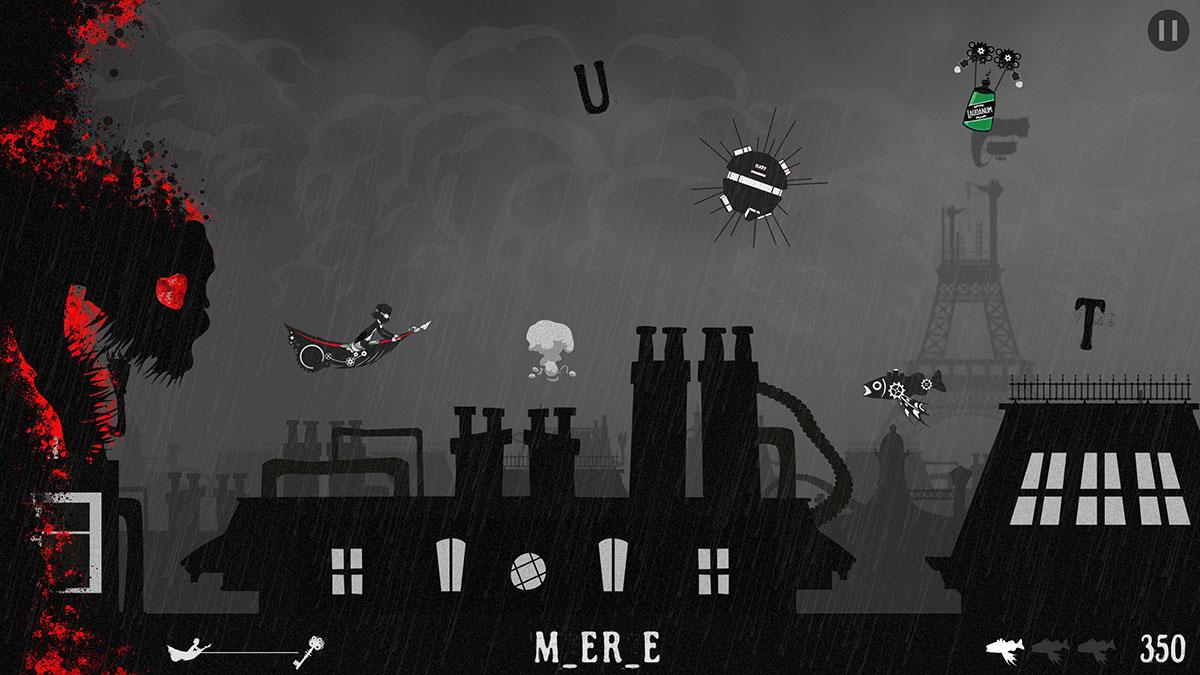 Versión preliminar del videojuego