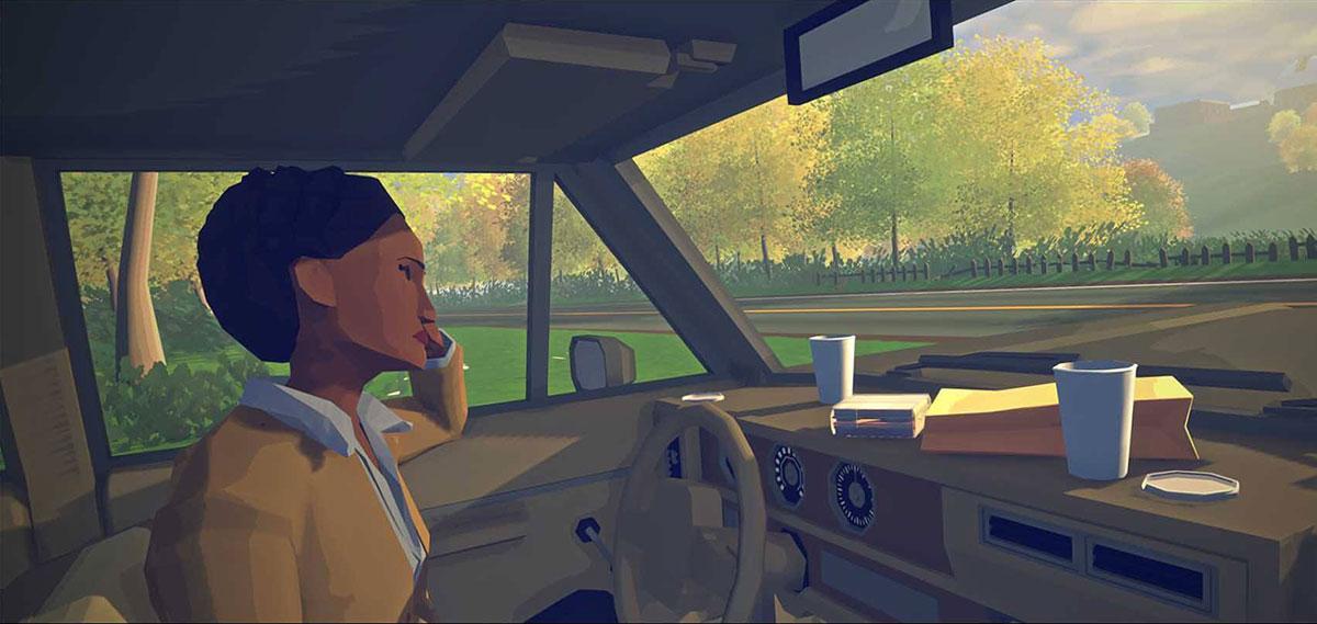 Virginia un gran videojuego narrativo