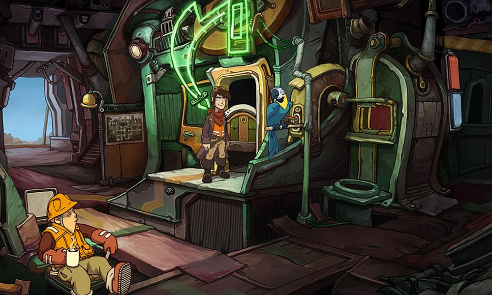 La inspiración Steampunk para crear videojuegos