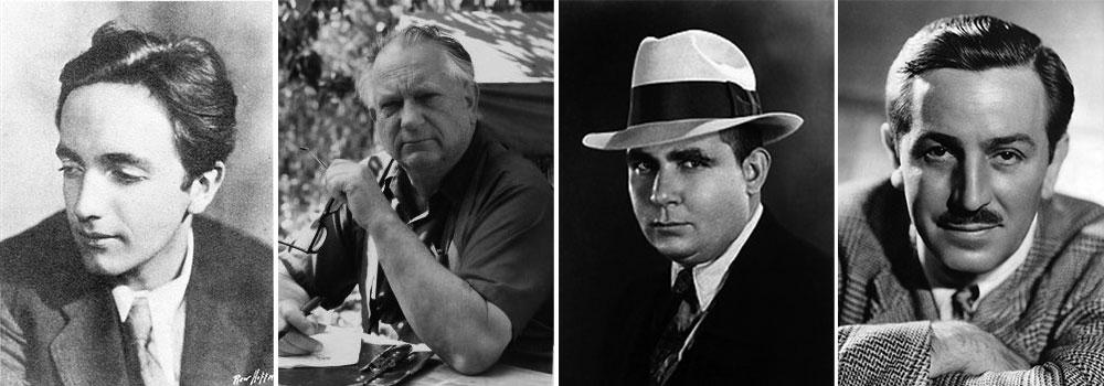 Fritz Leiber, Jack Vance, Robert E. Howard y J. R. R. Tolkien
