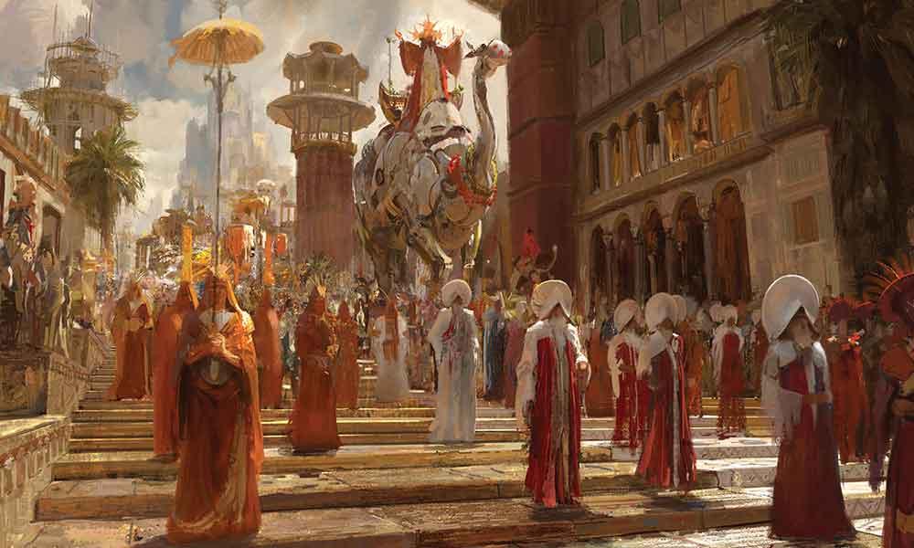 Usando la religión en la narrativa de los videojuegos