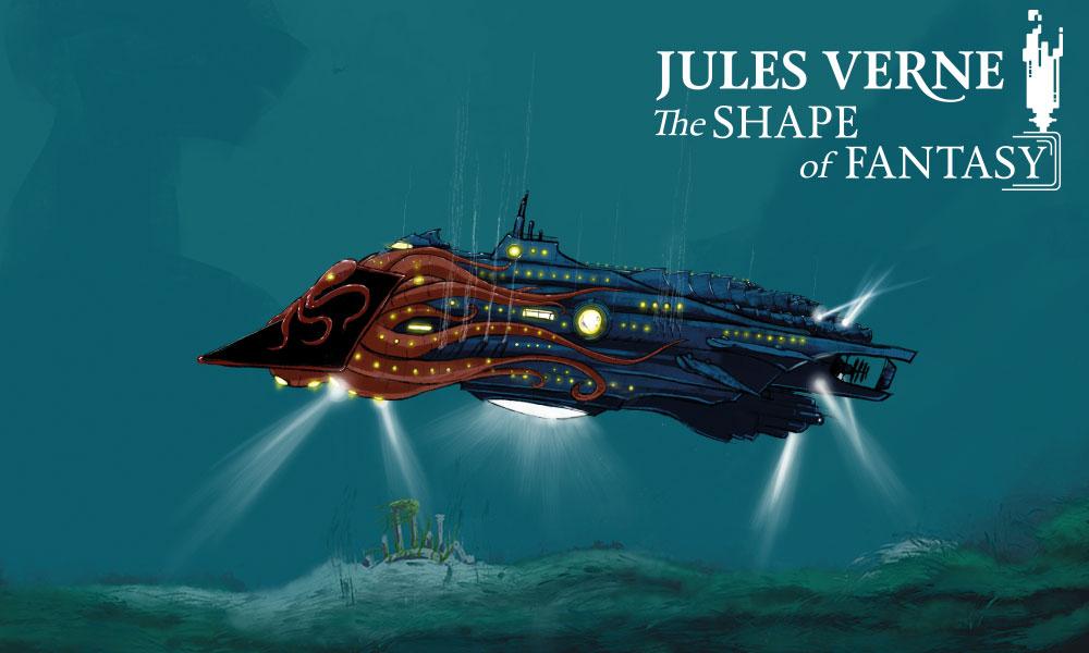 Anunciamos nuestro nuevo juego: Jules Verne The shape of Fantasy