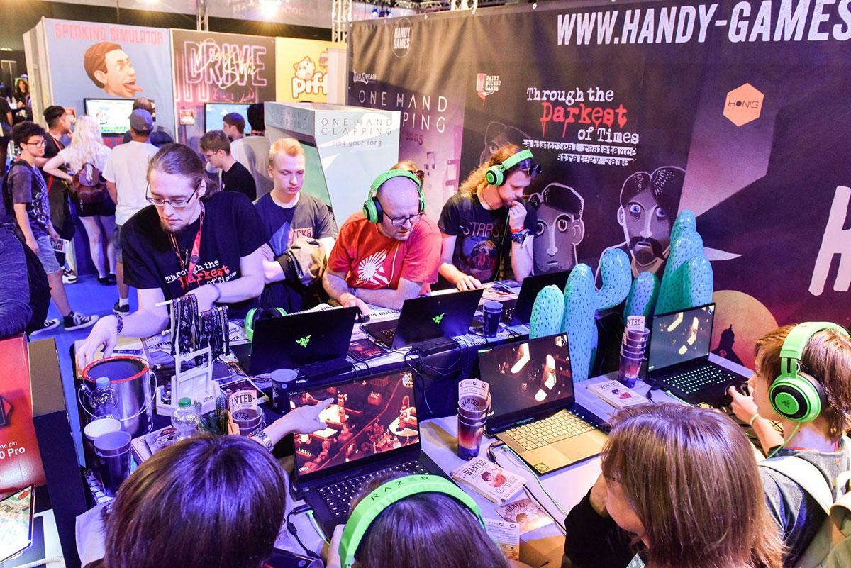 Indie Village en Gamescom 2019