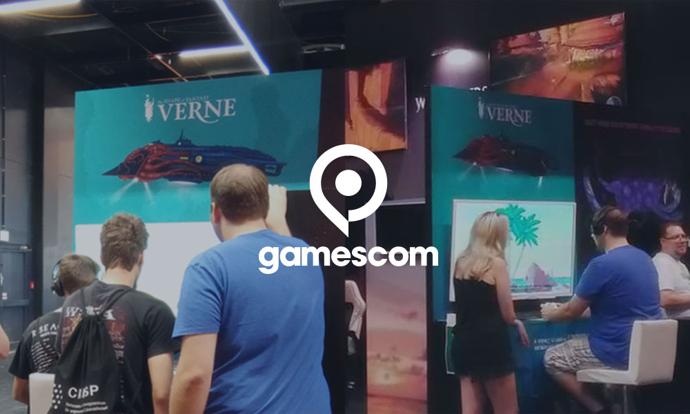 Verne, the shape of fantasy en Gamescom 19