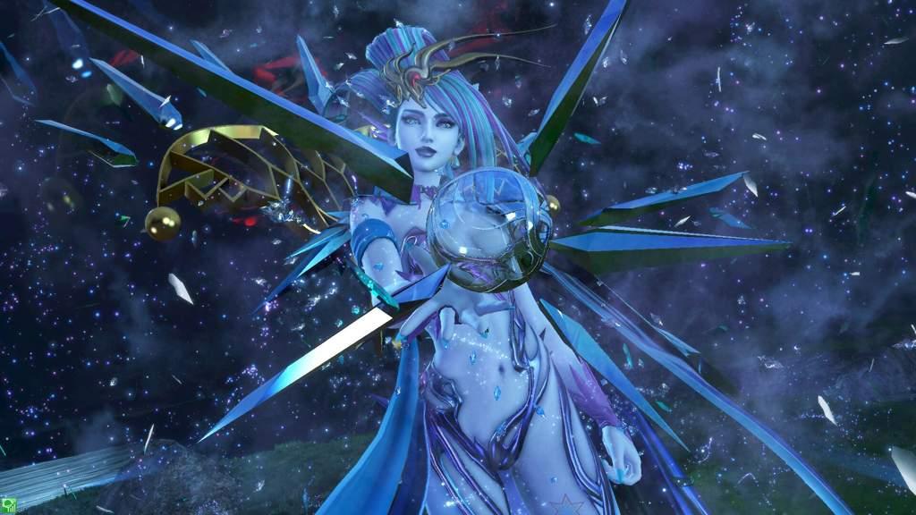 Shiva, invocación del Final Fantasy XV.
