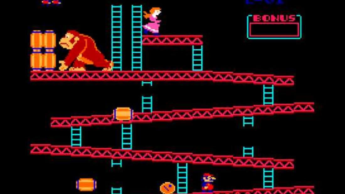 Donkey Kong 1981