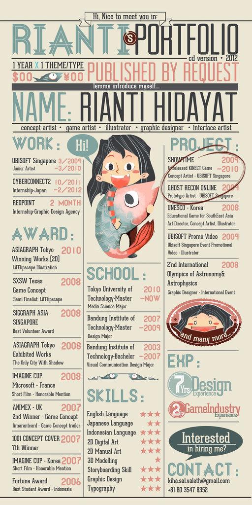 Crear un buen currículum