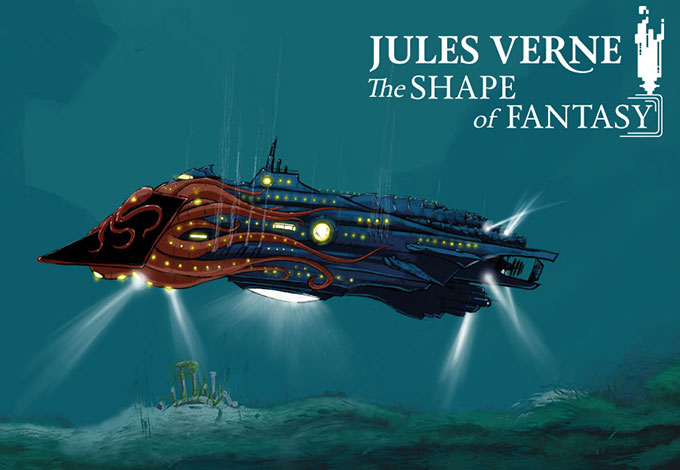Jules Verne. The shape of fantasy