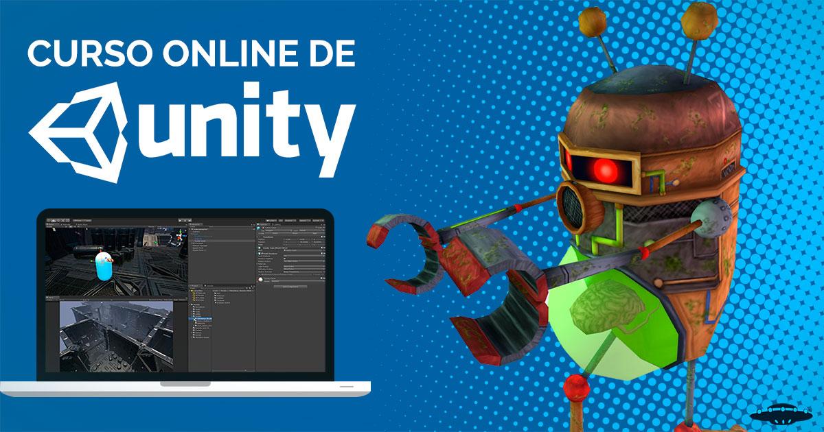 Curso online de Unity